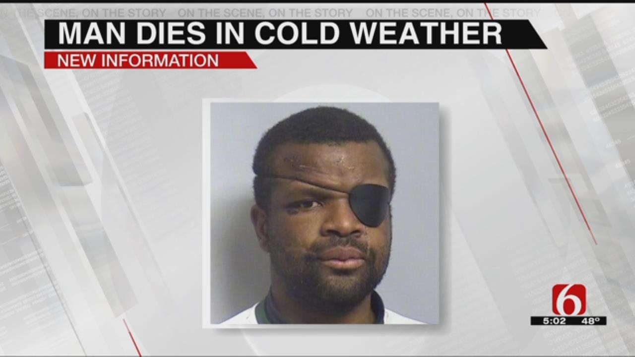 Tulsa Man Dies In Freezing Temps, Says Day Center For Homeless