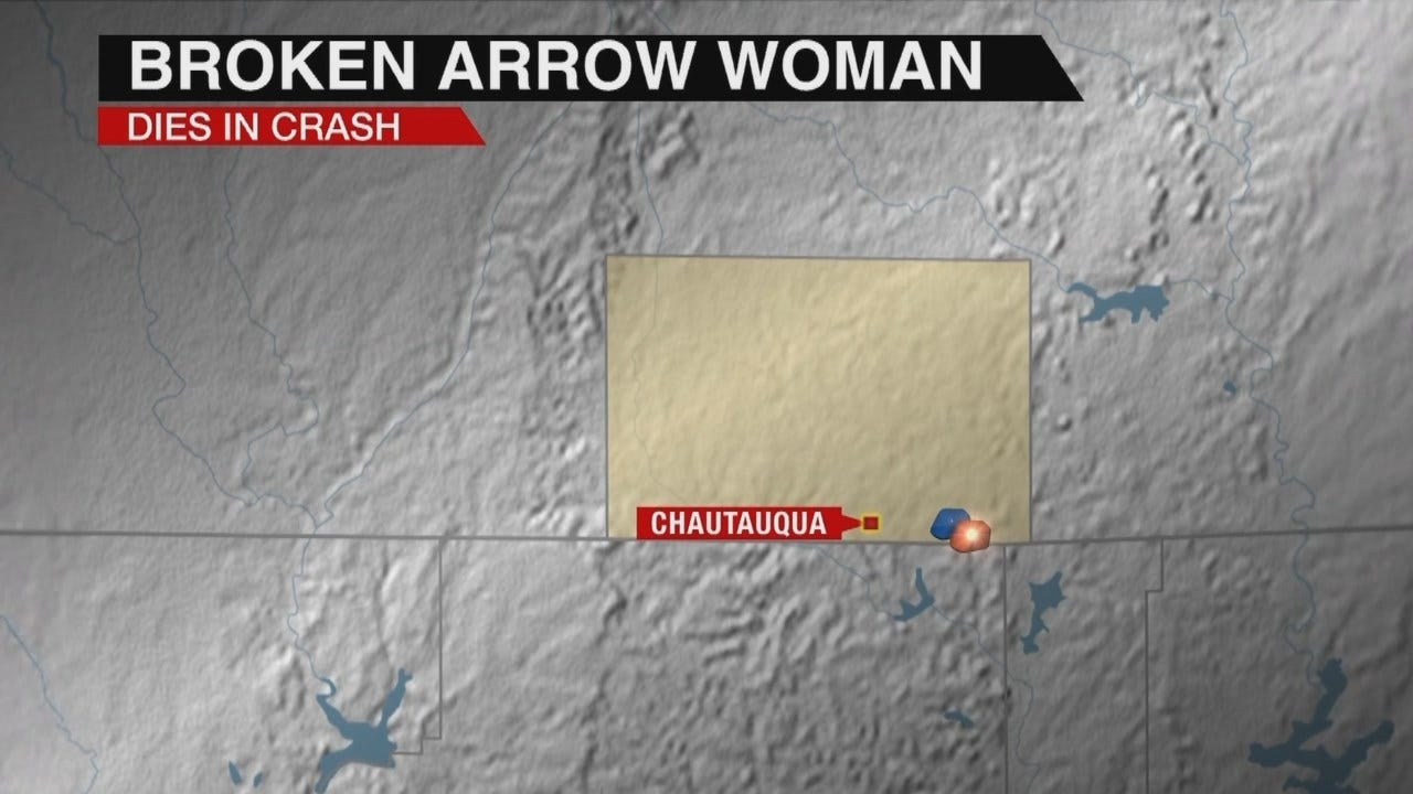 Broken Arrow Woman Dies In Kansas Chase, KHP Says