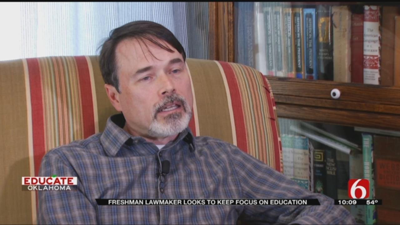 Teacher Candidates Propose Education Legislation
