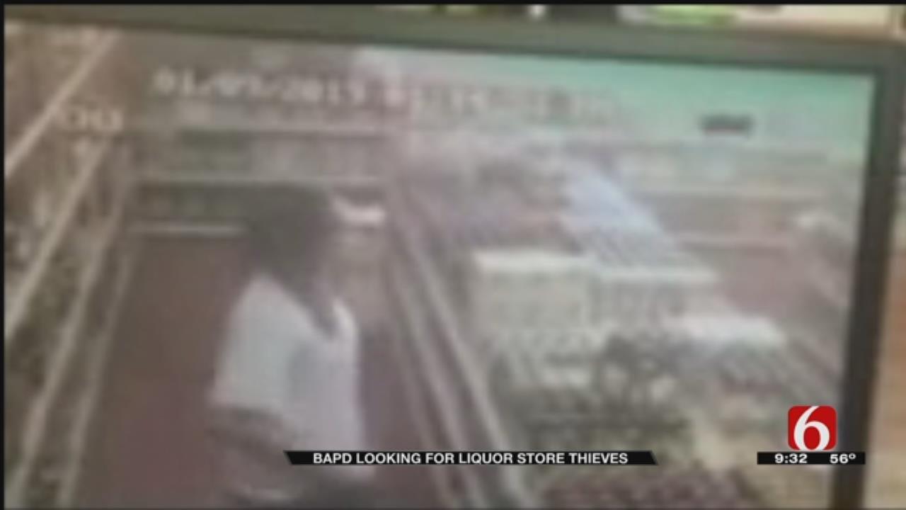 Broken Arrow Police Looking For Liquor Store Thieves