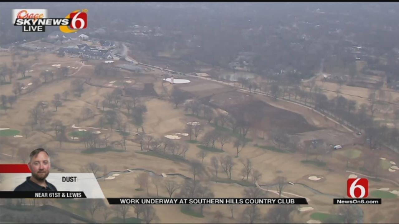Southern Hills Golf Course Receives Improvements