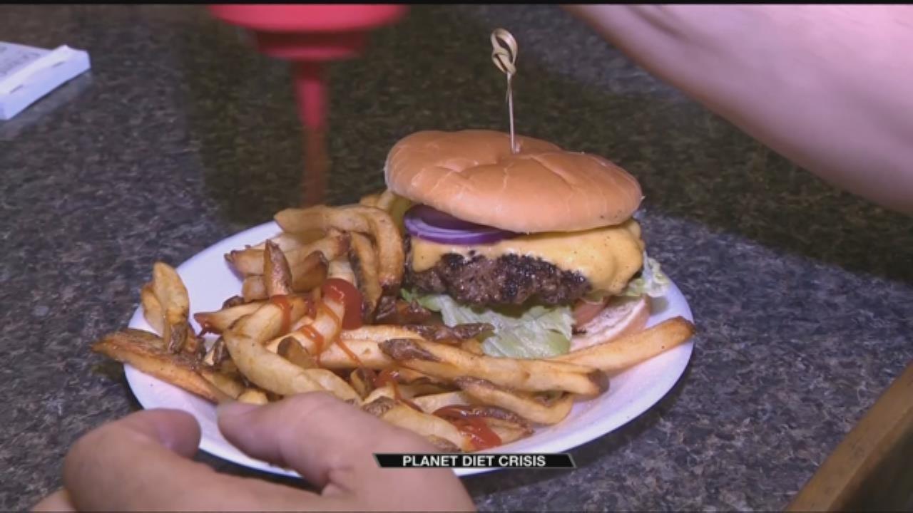 The World Needs A Diet Overhaul, Expert Panel Says