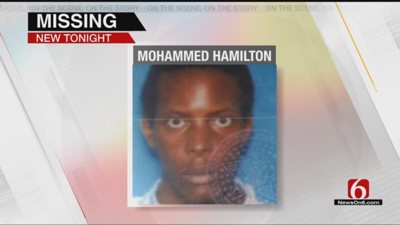 Tulsa Police Looking For Missing And Endangered Man