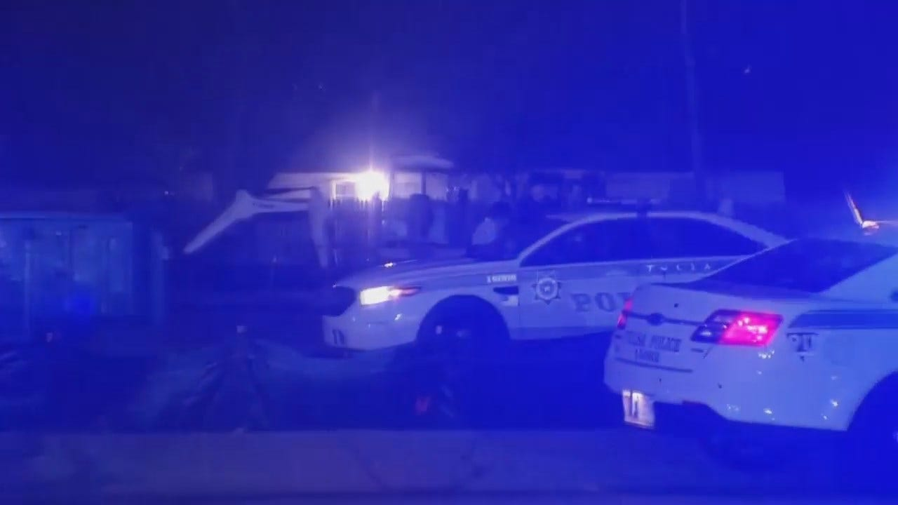 Video From Scene Of Tulsa Carjacking Theft