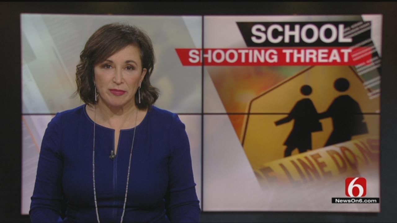 Salina Student Suspected Of Threatening To Shoot Up School