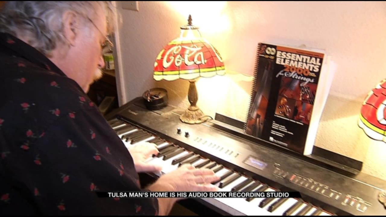 Tulsa Man Makes Living 'Reading' Books