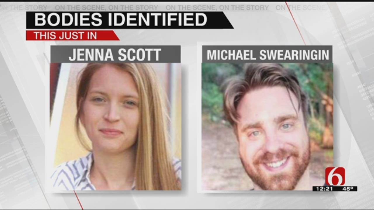 Bodies Found In Okfuskee County Identified As Texas Pair