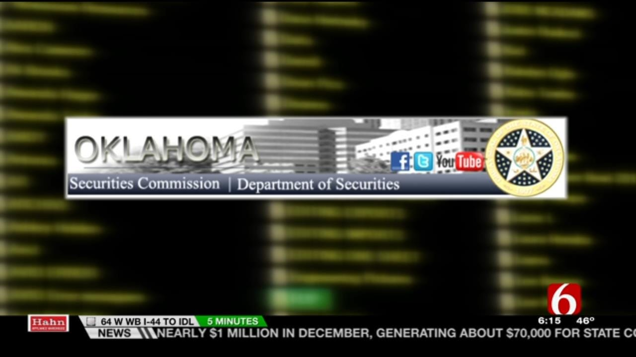 State Of Oklahoma Data Breach Uncovered