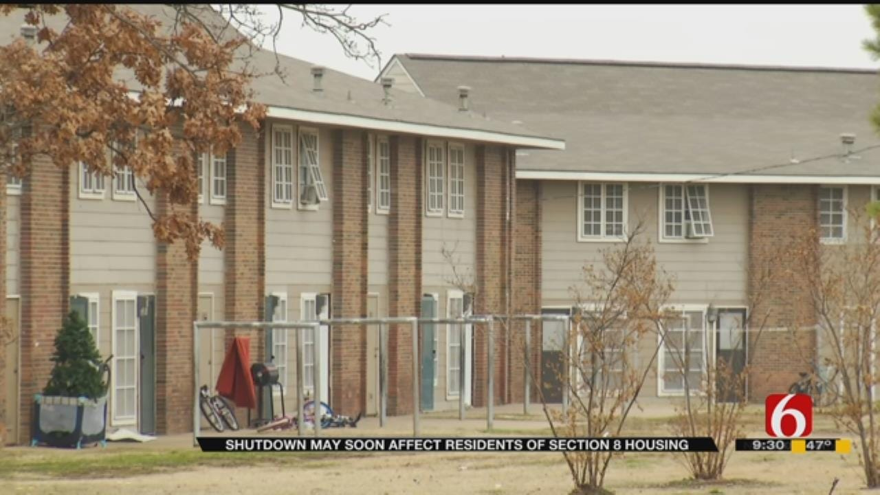 Section 8 Housing Impacted By Shutdown