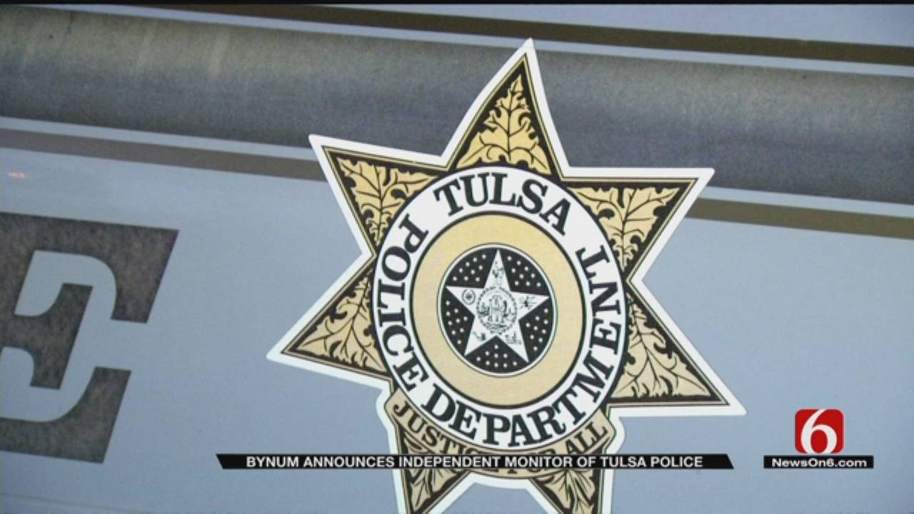 Tulsa Mayor Announces New Agency To Oversee Police