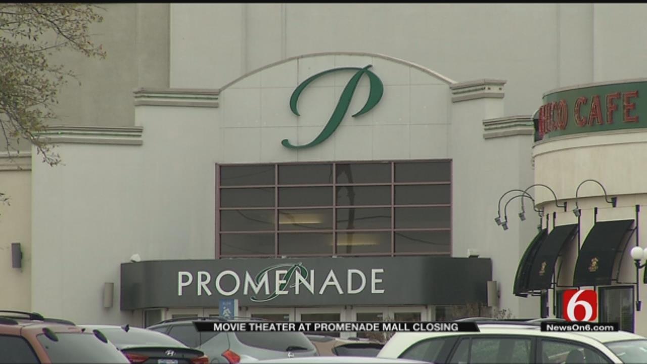 Several Stores Closing At Promenade Mall