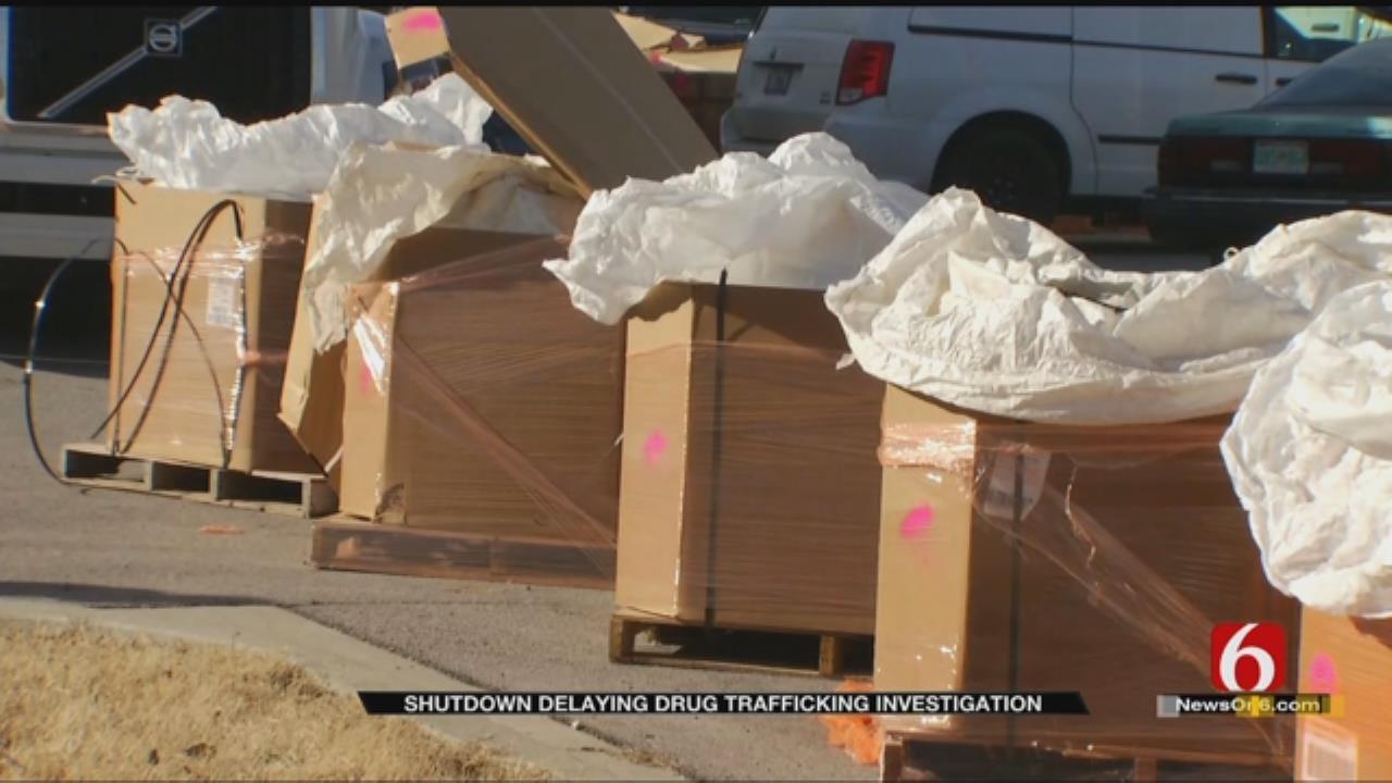 Testing Of Pawhuska Drug Samples On Hold Due To Partial Shutdown