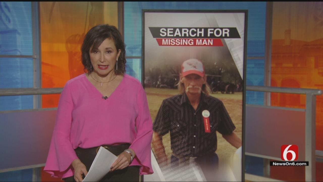 OSBI Offers Reward In Missing Man Case