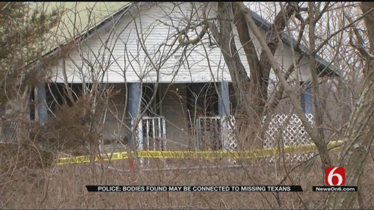 Officials Work To Identify Bodies Found In Okfuskee County