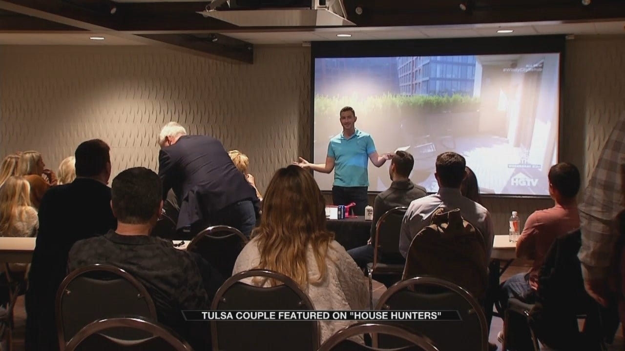 Tulsa Couple Featured In Cable TV's 'House Hunters'