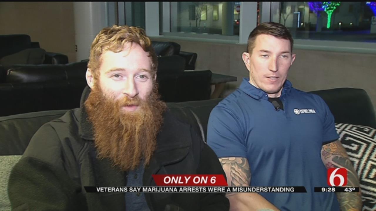 Men Arrested In Pawhuska Say They Were Not Transporting Marijuana
