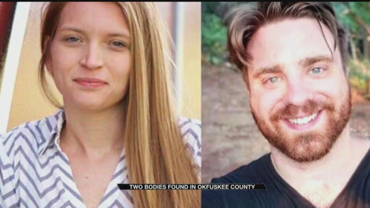 Bodies Found In Okfuskee County Believed To Be Missing Pair From Texas