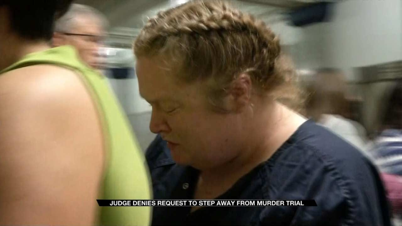 Okmulgee County Judge Refuses To Recuse Herself In Amy Hall Murder Trial