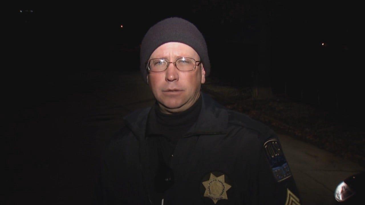 Tulsa Police Sgt Stephen Florea Talks About The Crash