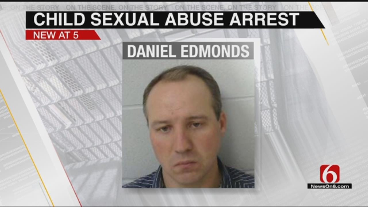 Former Congressional Candidate Charged With Child Sex Abuse