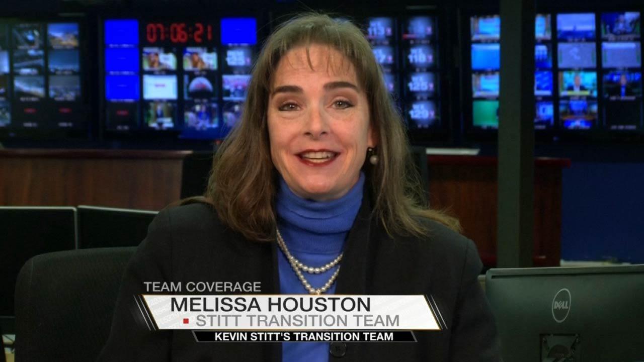Stitt Transition Team Reflects Diversity Of State