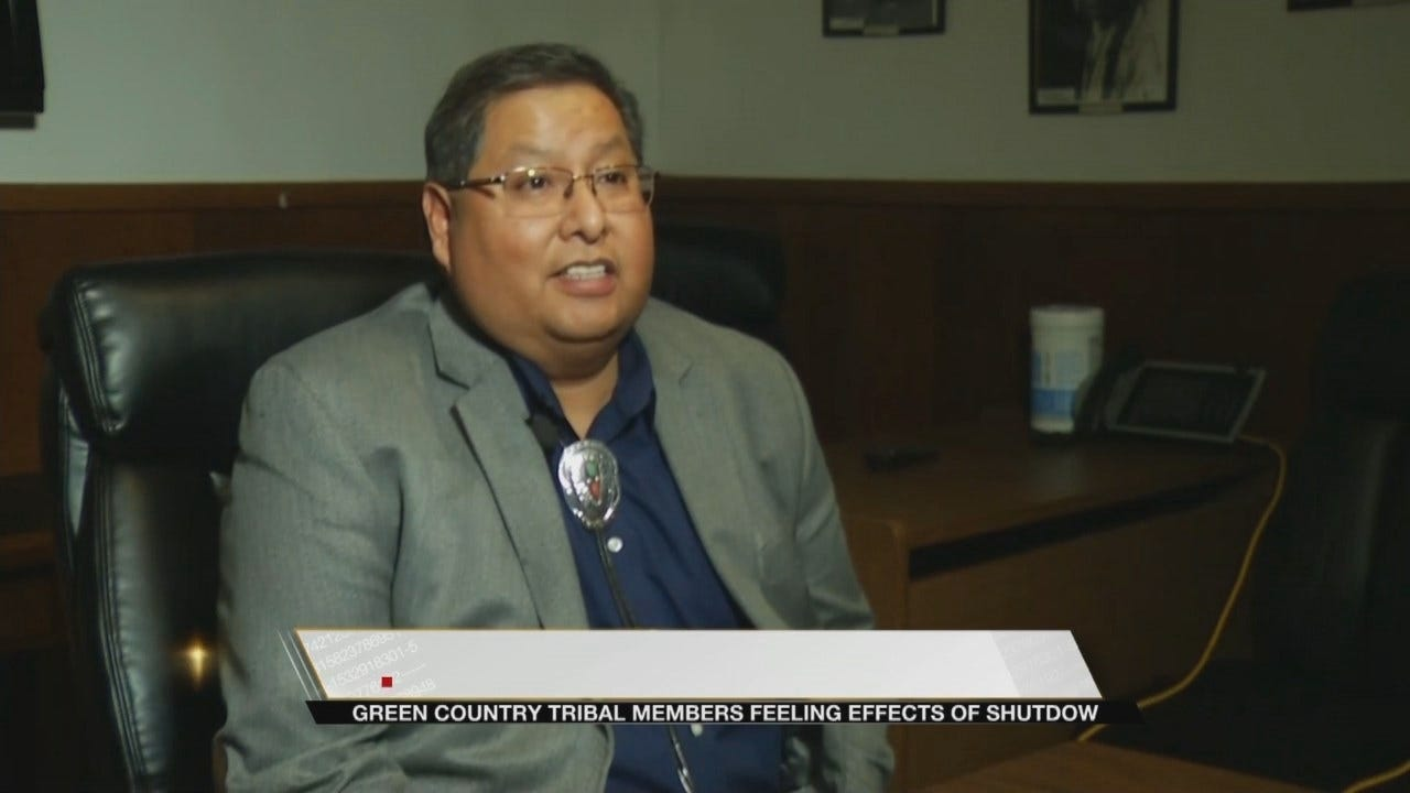 Pawnee Tribe Gofundme Page To Help Members Impacted By Shutdown
