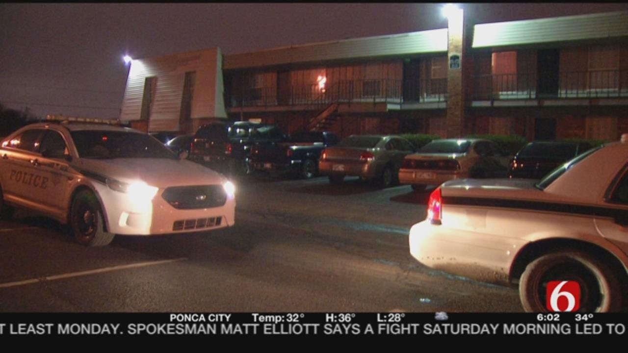 Tulsa Police Looking For Gunman After Teen Shot At Hicks Park