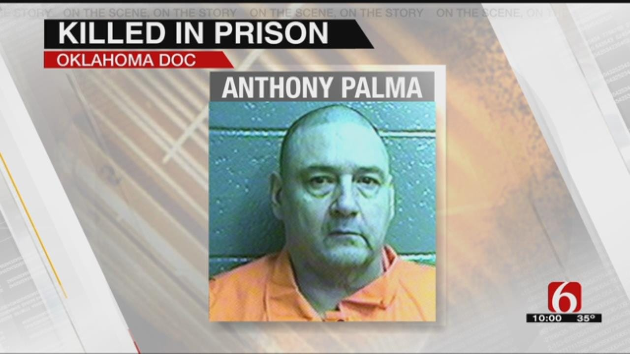 Convicted Murderer Anthony Palma Found Dead In Cell