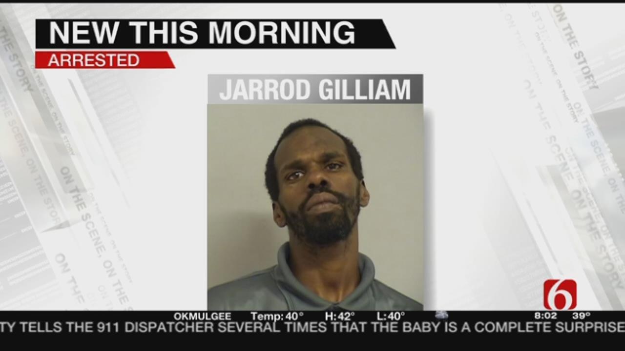 Tulsa Man Arrested After Stealing Car With Children Inside