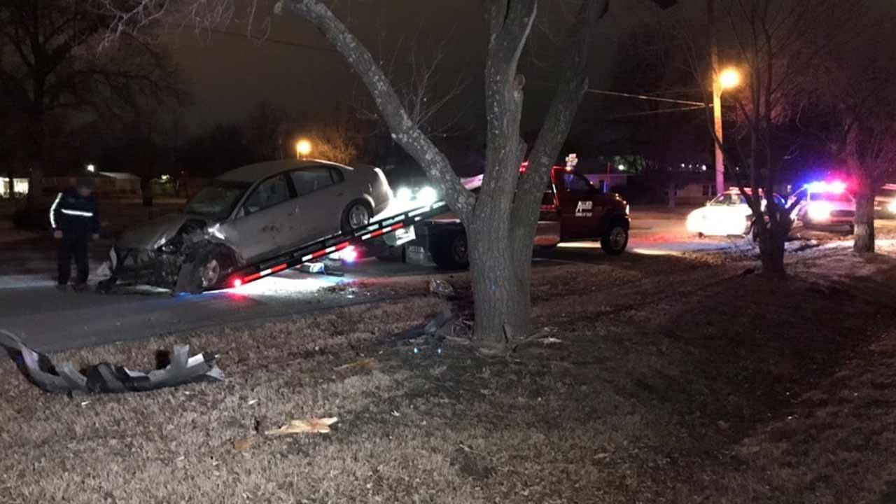 Runaway Teen In Custody After Tulsa Pursuit