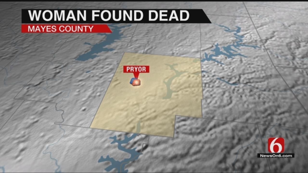 OSBI Investigates Death Of 73-Year-Old Pryor Woman