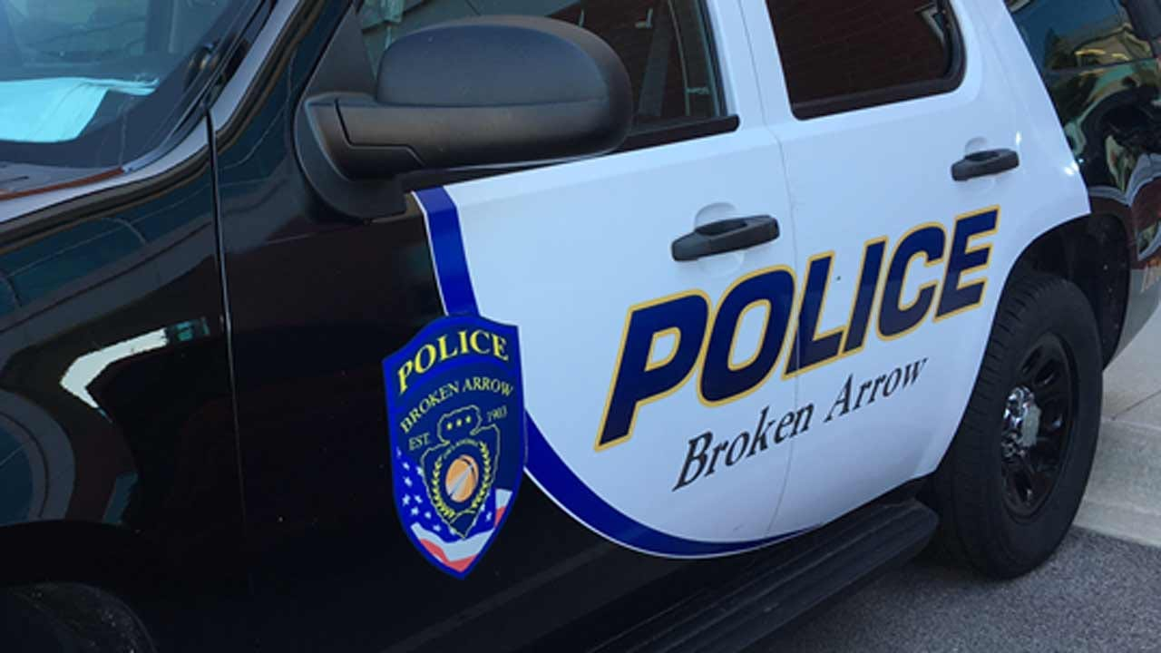 Emory Bryan: Broken Arrow Student Arrested For Bringing Pellet Gun To School