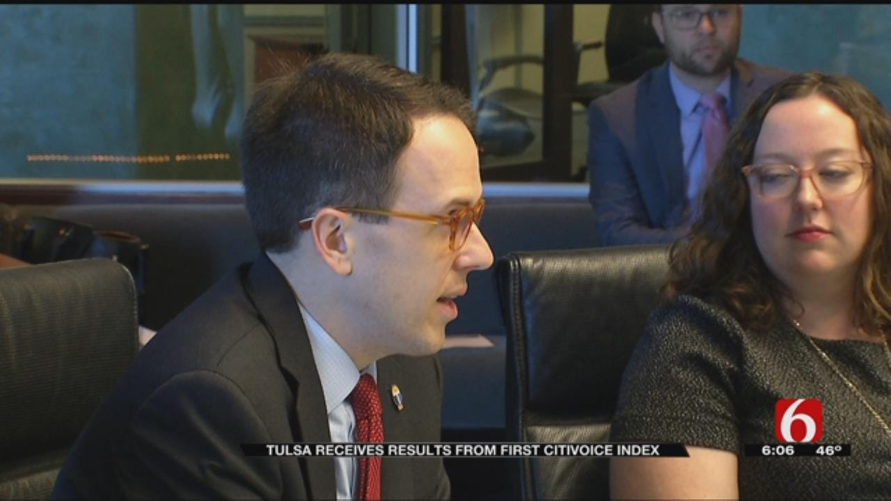 Tulsa Leaders To Use New Survey Results To Set City Policies