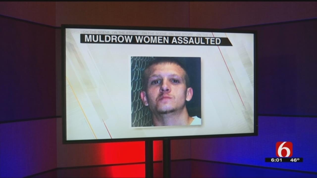 Muldrow Man Sought, Accused Of Assaulting Grandmother & Aunt