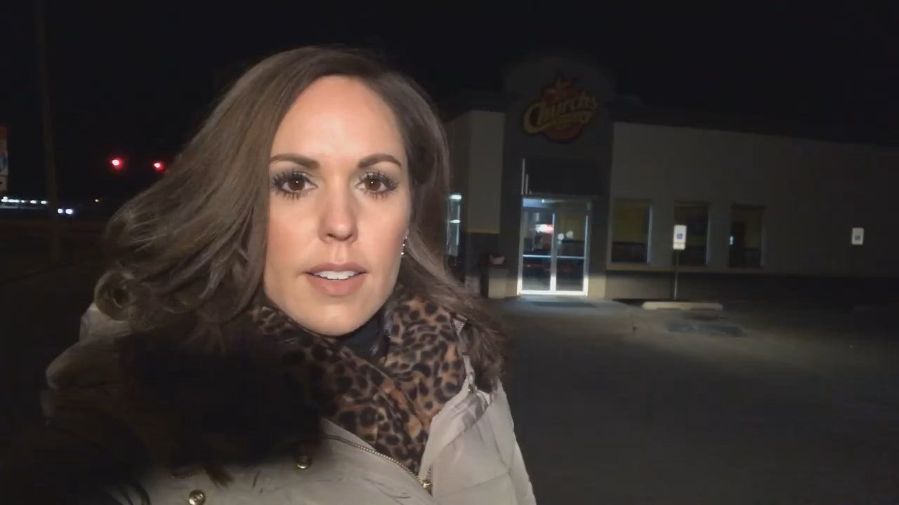 Tess Maune Reports Victim Helps Officers Catch Sapulpa Robber