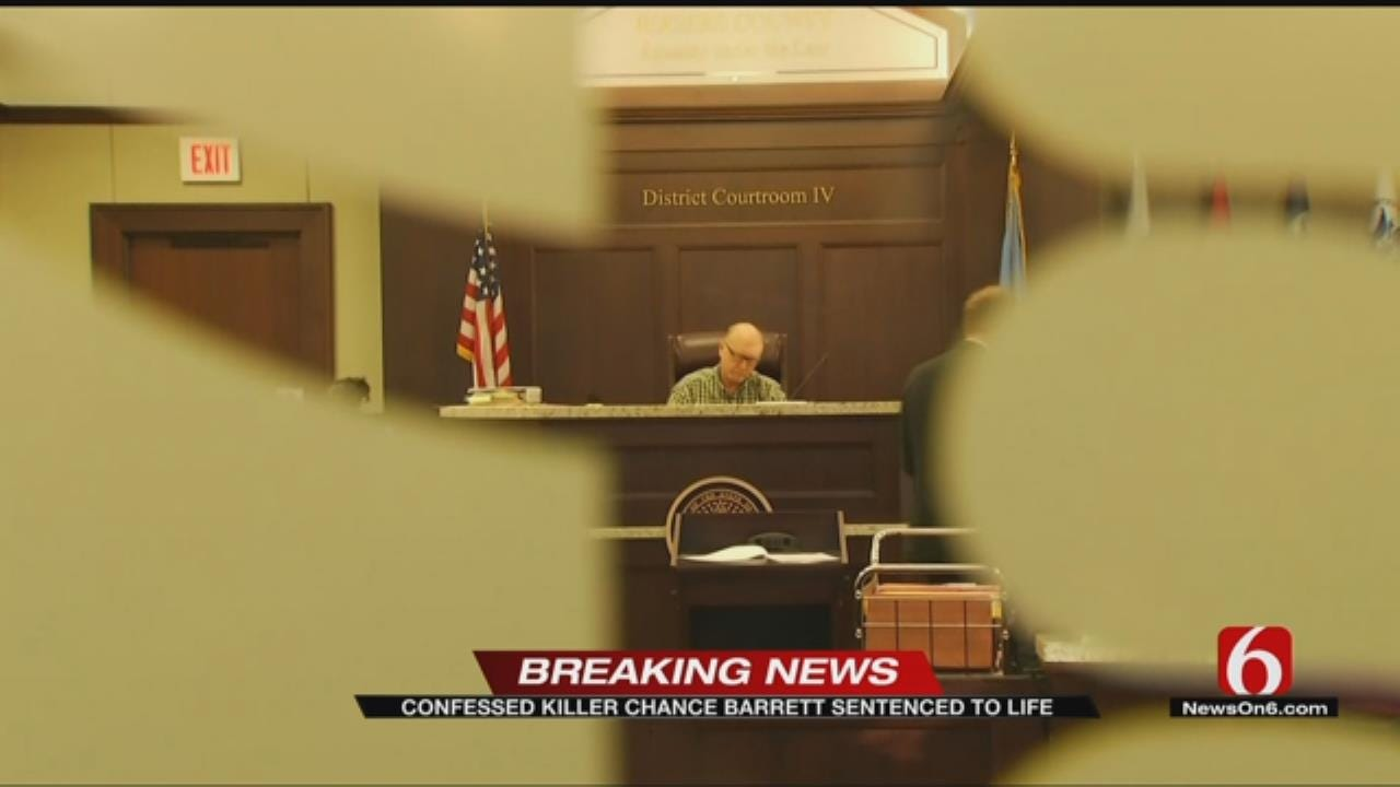 Rogers County Man Sentenced To Life For Murder Of Claremore-Area Woman