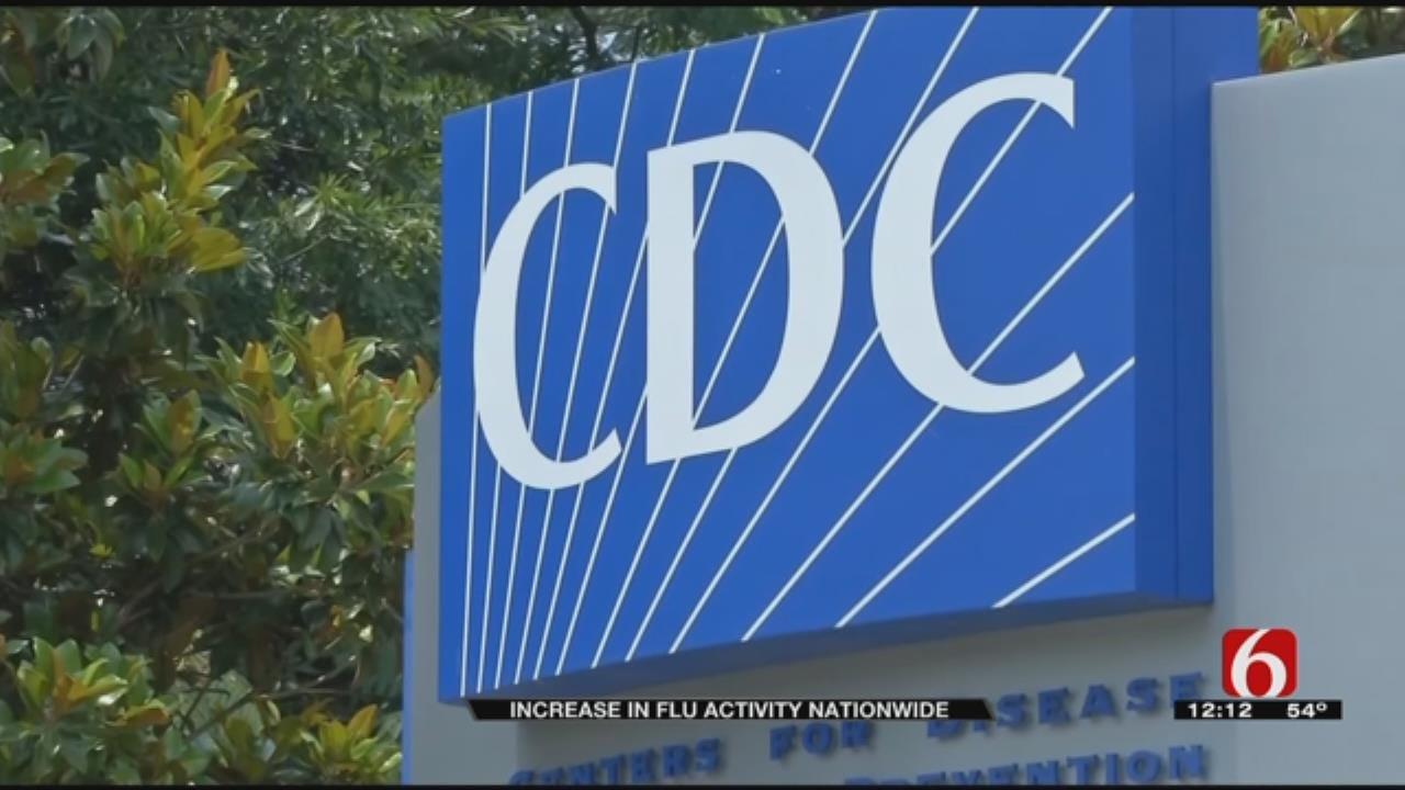 Flu Activity Increasing Sharply, CDC Reports