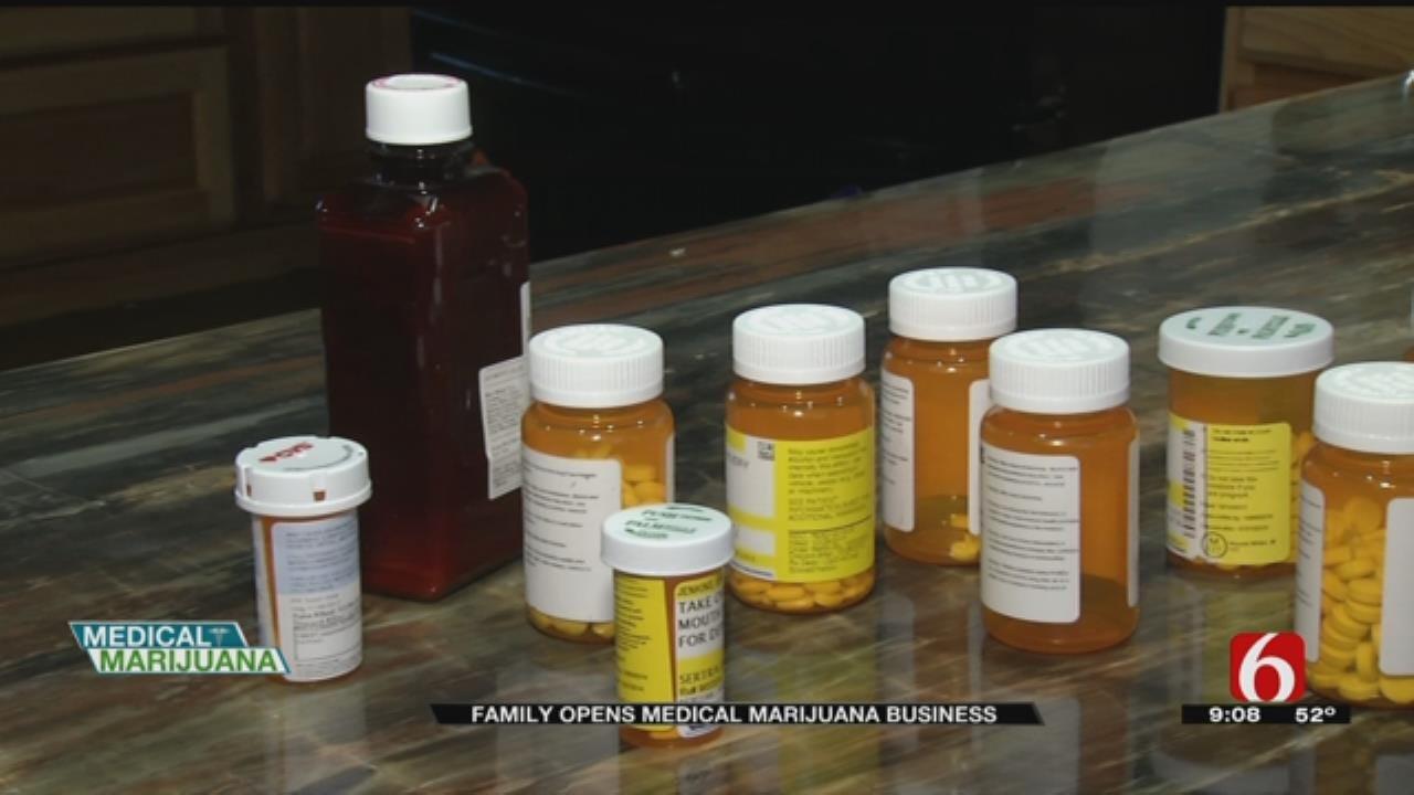 Oklahoma Family Opening Two Marijuana Dispensaries