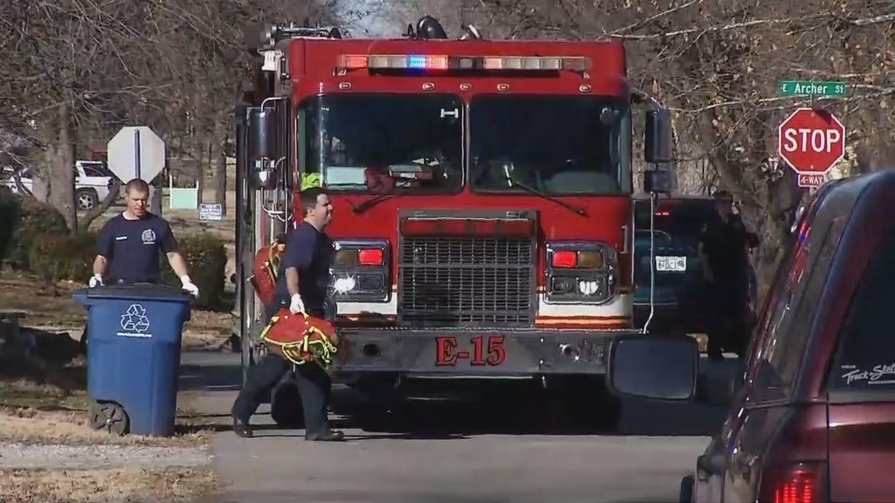 Gunshots Heard At Tulsa Police Standoff