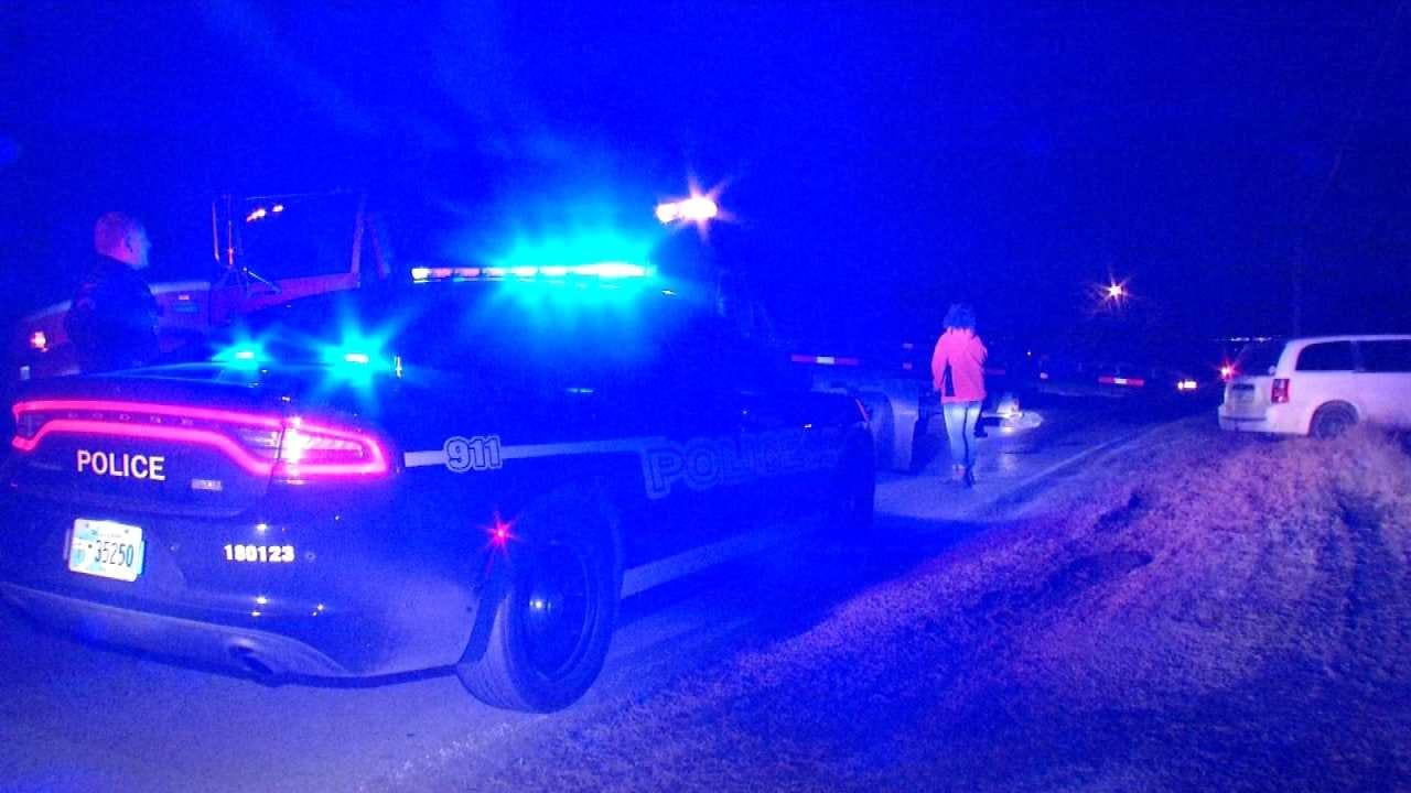 Police Arrest Convicted Felon Involved In Crash Near Catoosa Casino