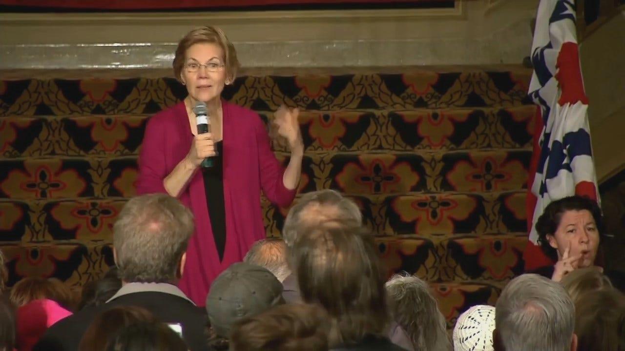Senator Elizabeth Warren Talks About Her Oklahoma Heritage