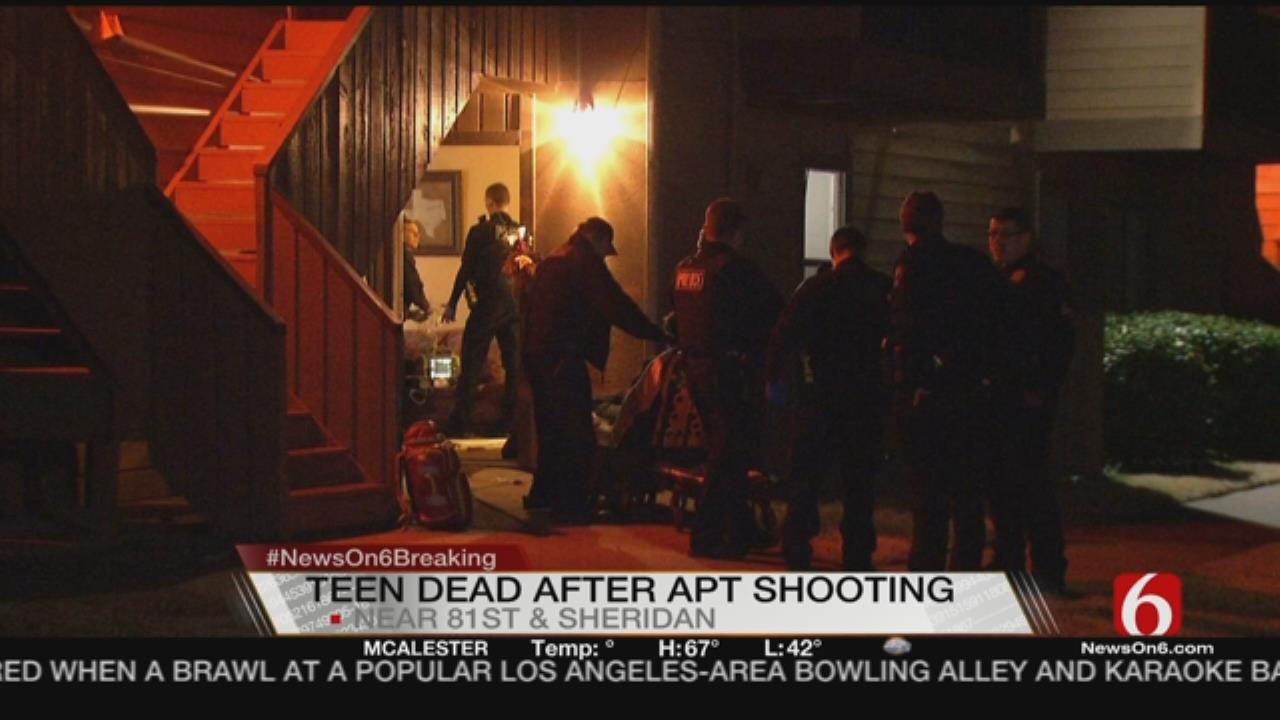 Teenager Dies After Shooting At Tulsa Apartment Complex