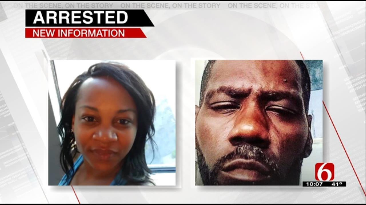 U.S. Marshals Track Tulsa Murder Suspects To Wichita Apartment
