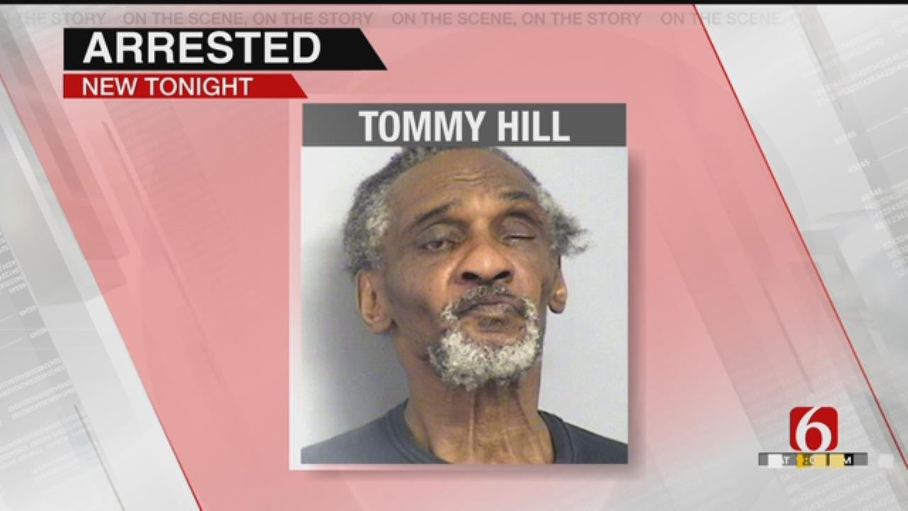 Tulsa Man Back In Jail, Accused Of Shooting With Intent To Kill