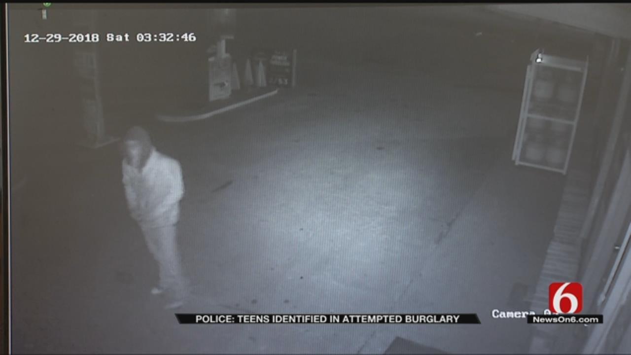 Ramona Police Identify Suspects In Attempted Burglary