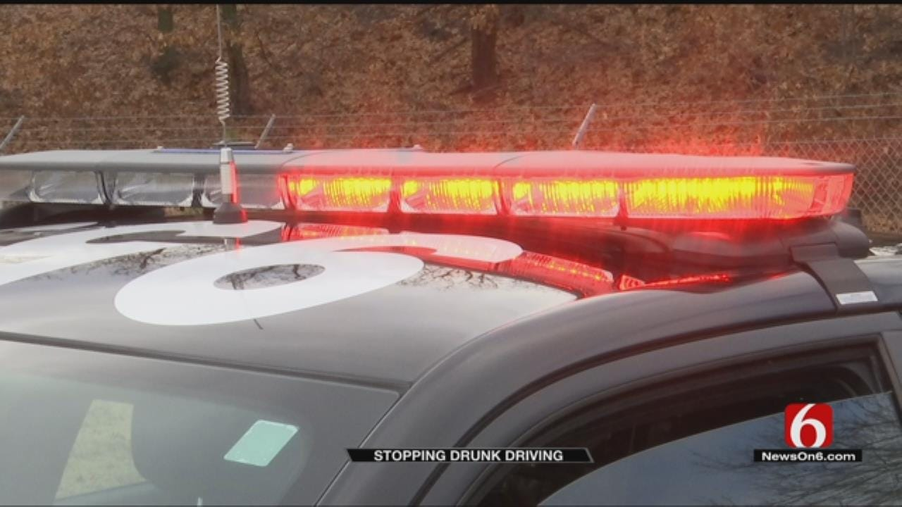 Some Law Enforcement Agencies Teaming Up During New Year's Eve