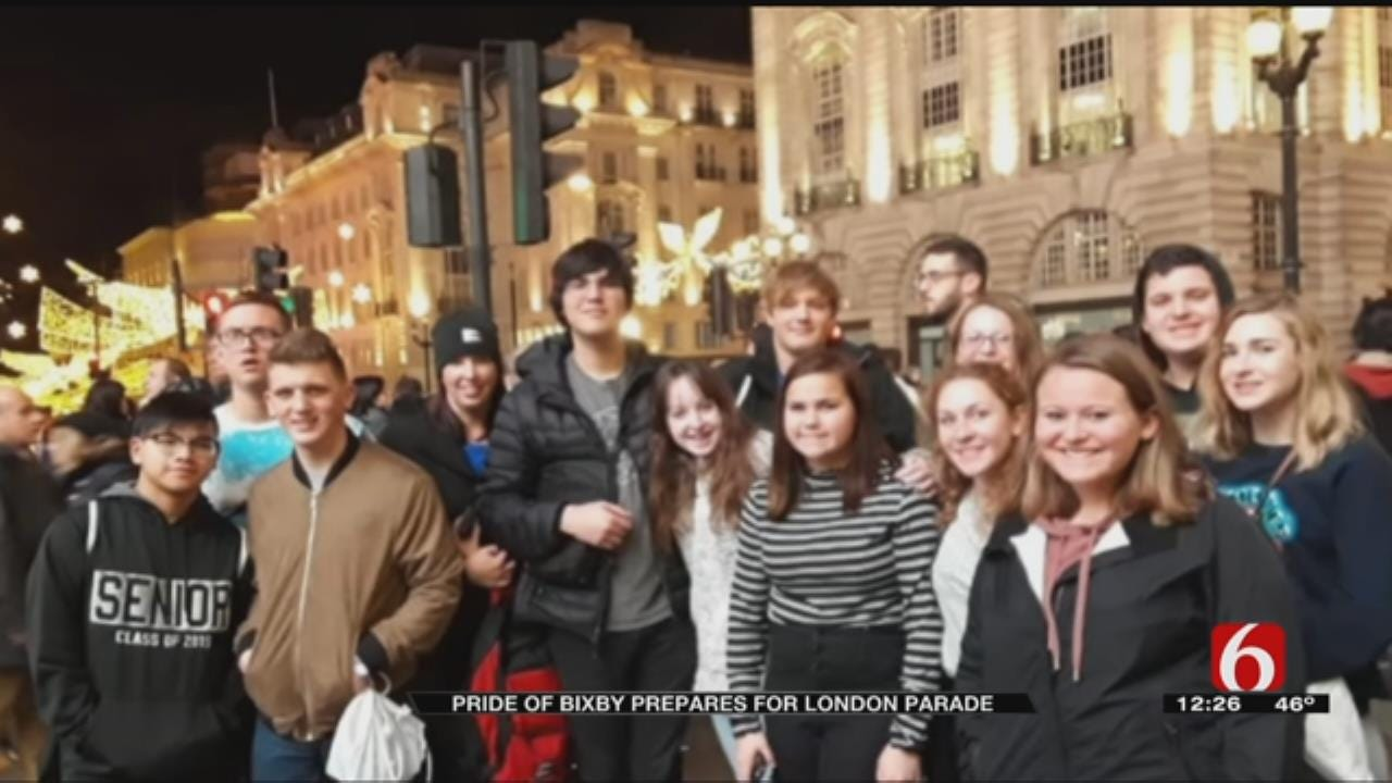Bixby Band In London