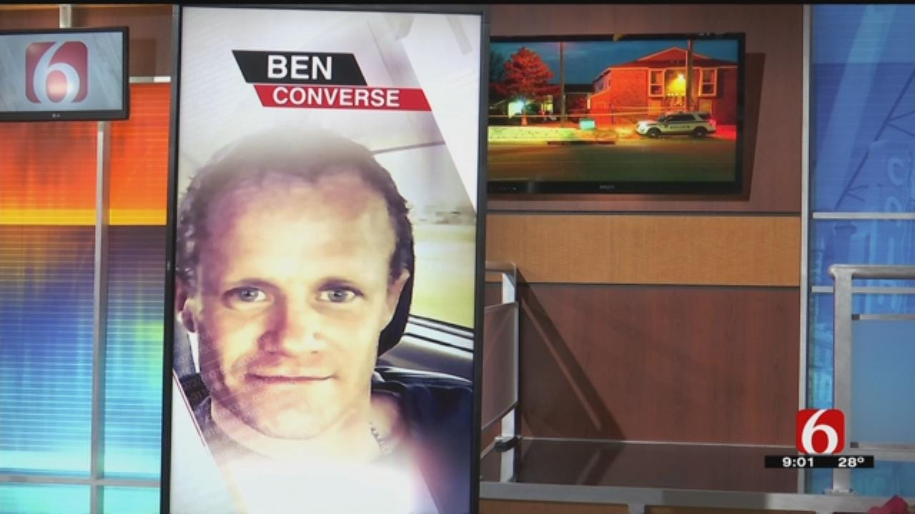 Oklahoma Officials: Man Wanted In Kansas Slaying Has Died