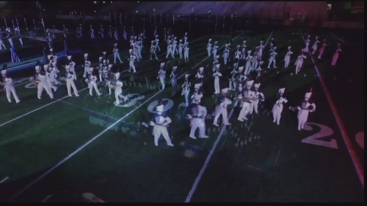 Video Of The Pride Of Bixby Performance Earlier This Year