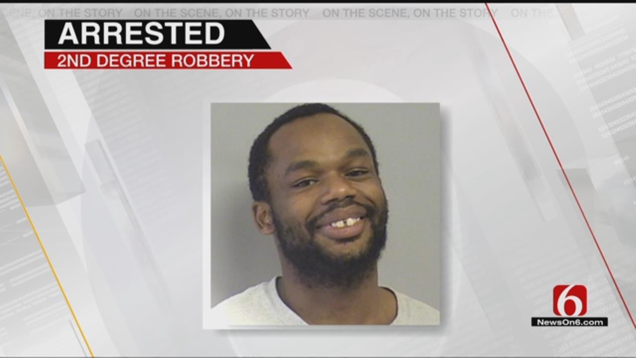Robber Drops Cash After Robbing 'The Fur Shop' Bar, Tulsa Police Say